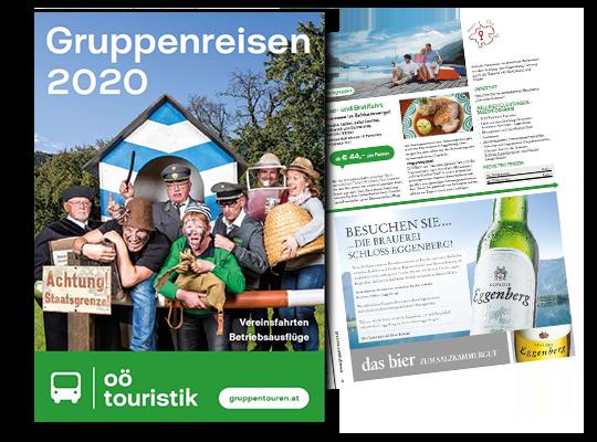 Gruppenausflüge 2020 Kostenlose Katalogbestellung Oö