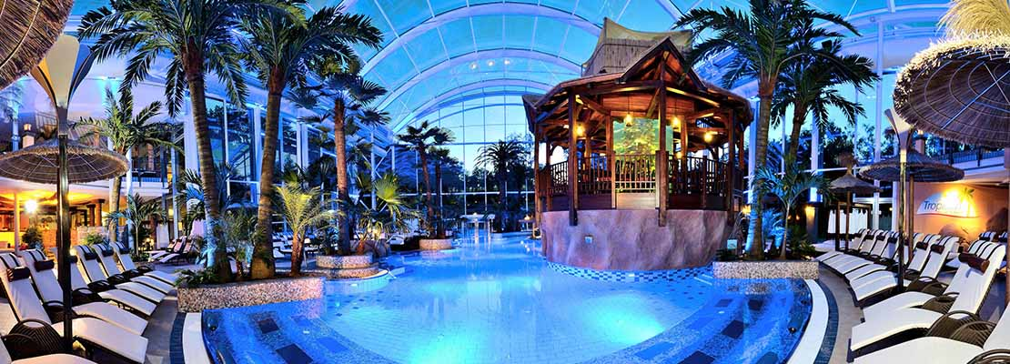 Tropicana in der Therme Bad Schallerbach