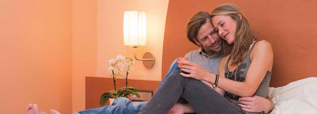 romantischer wellnessurlaub f r zwei o touristik. Black Bedroom Furniture Sets. Home Design Ideas